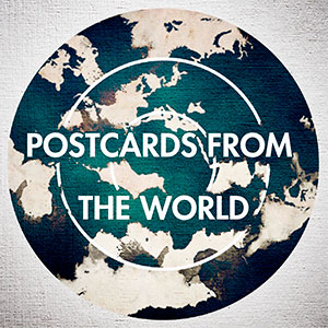 Postcards From The World